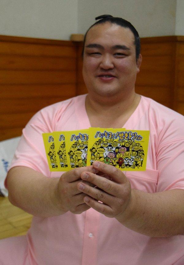 20160602 稀勢の里 相撲協会公式