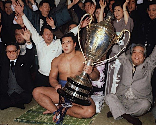20160731 千代の富士初優勝