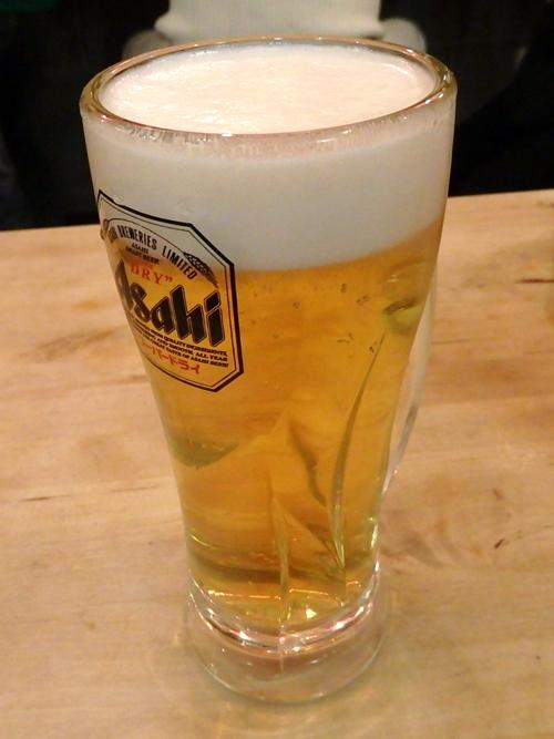 15生ビール