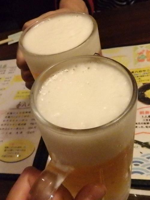 40生ビール