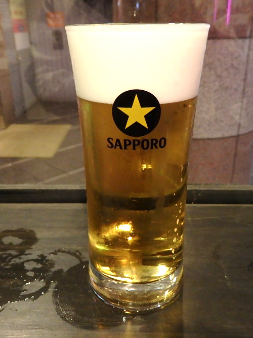 65生ビール