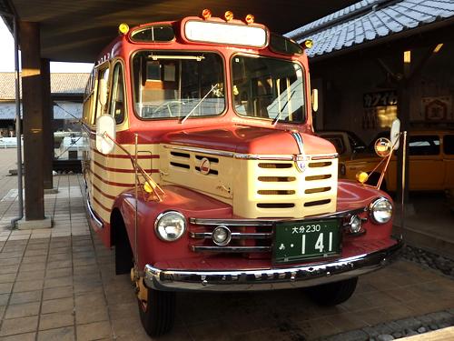 75ボンネットバス