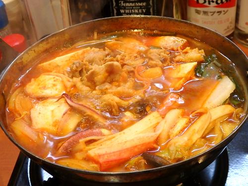 06ピリ辛鍋