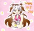 時雨さんからの誕生日 マモ椿シア