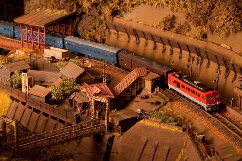 鉄道模型 DF50