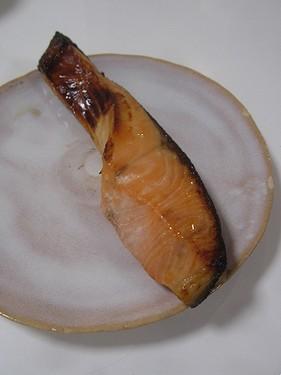 20161103 塩麹鮭