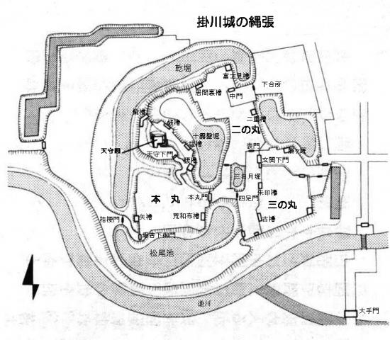 00-掛川城 縄張り図_edited-1