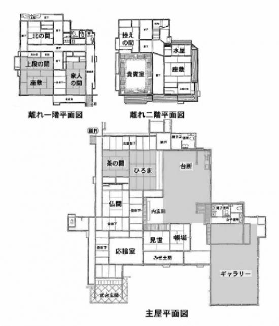 00-平面図 掛川松本家 20161000