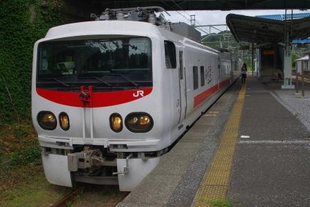 E491系 マヤ50形 外房線 安房小湊駅
