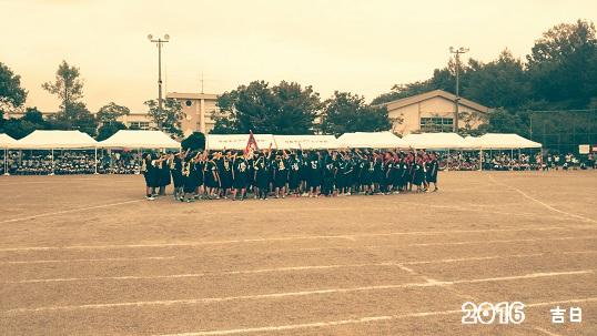 2016運動会