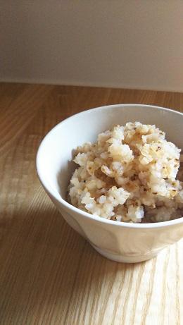 煎り玄米⑦