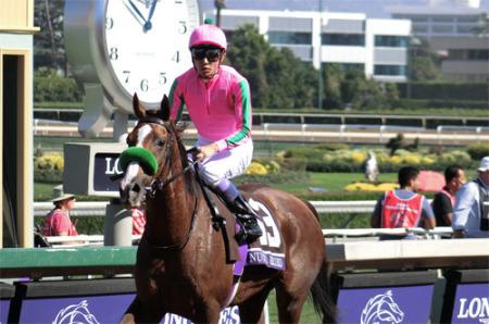 【競馬】斎藤誠師「しっかり騎手が追うのに応えるのがヌーヴォレコルトの真骨頂。正直レースしていないかな」