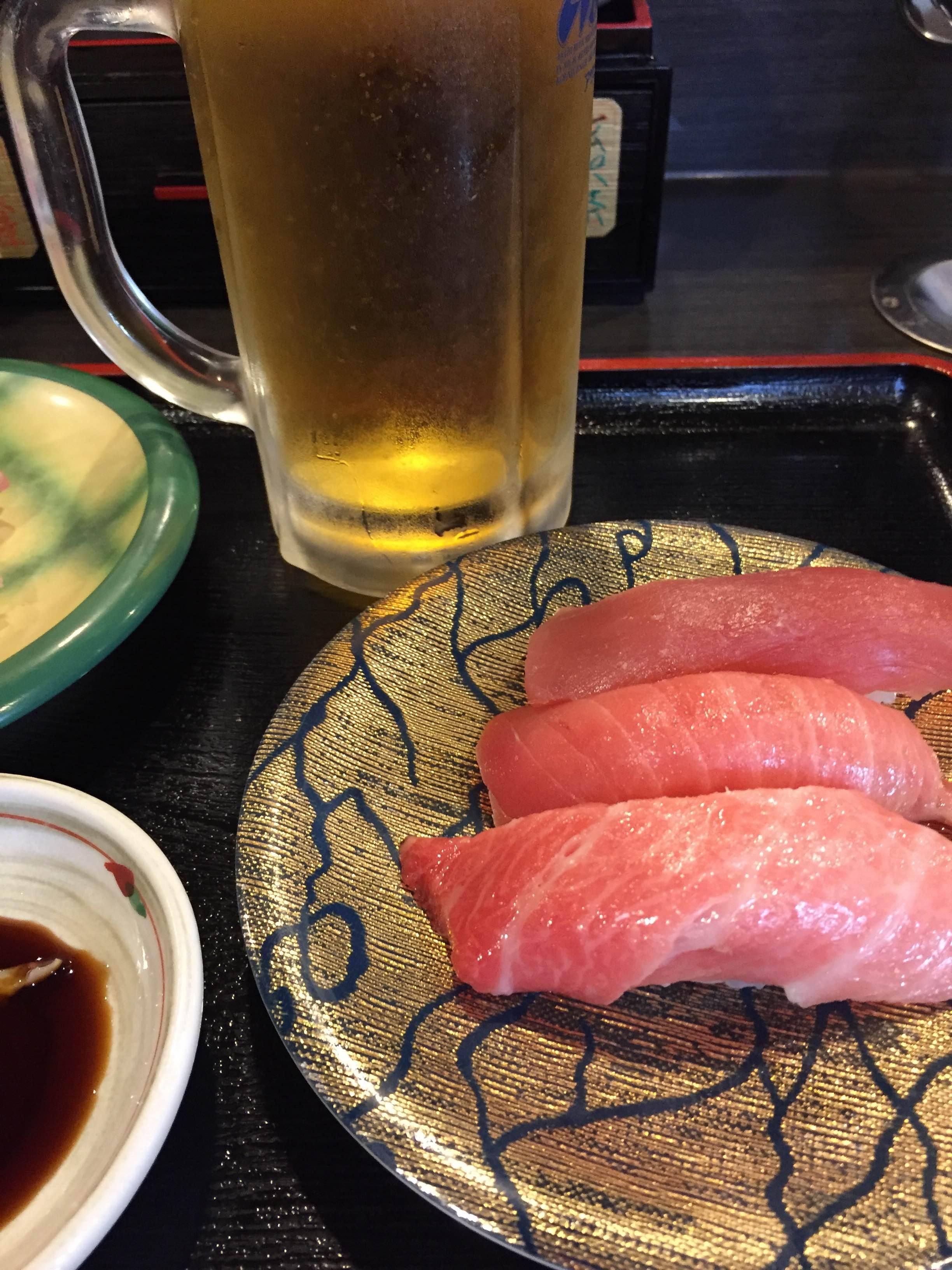 にぎり寿司 マグロ