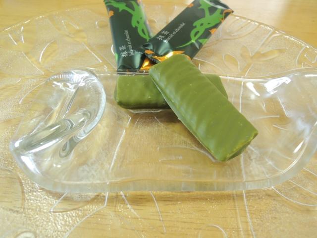アルション 抹茶ショコラクレープ (5)