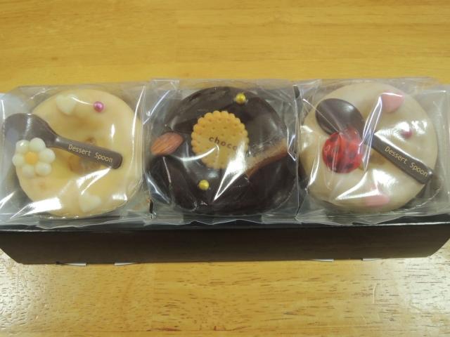 プチプランス・クグロフ 百花蜜のチョコレートドーナツ (4)