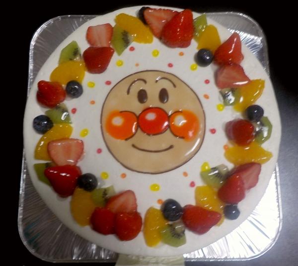 ケンテル201606 ときひさ誕生日ケーキ (2)