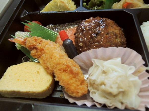 みよし野 たつたがわ店のお弁当 (5)