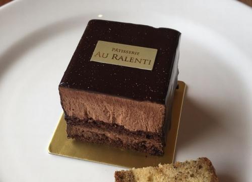 2016-04-14オラランティのチョコケーキ