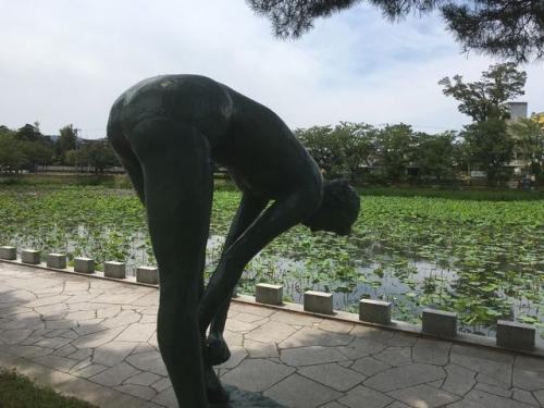 2016-06-04ブロンズ像