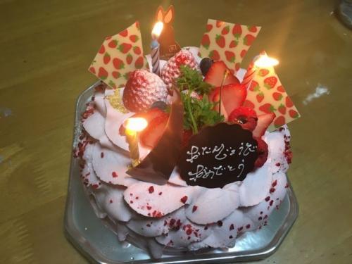 2016-06-25ケーキ