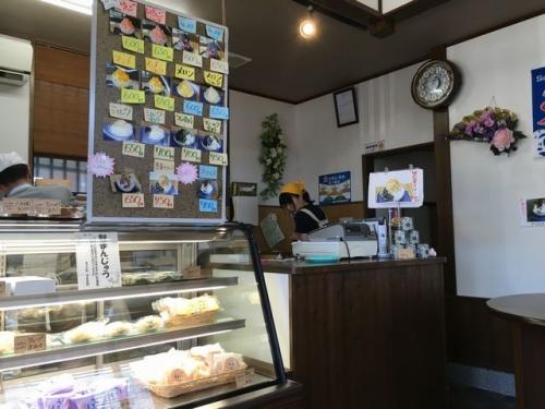 2016-09-03佐藤菓子舗店内