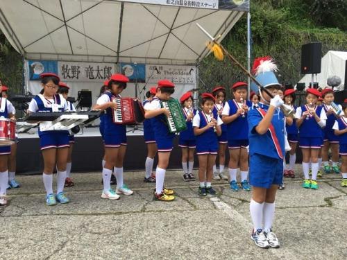 2016-09-10鼓笛隊