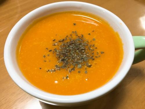 2016-10-11バターナッツスープ