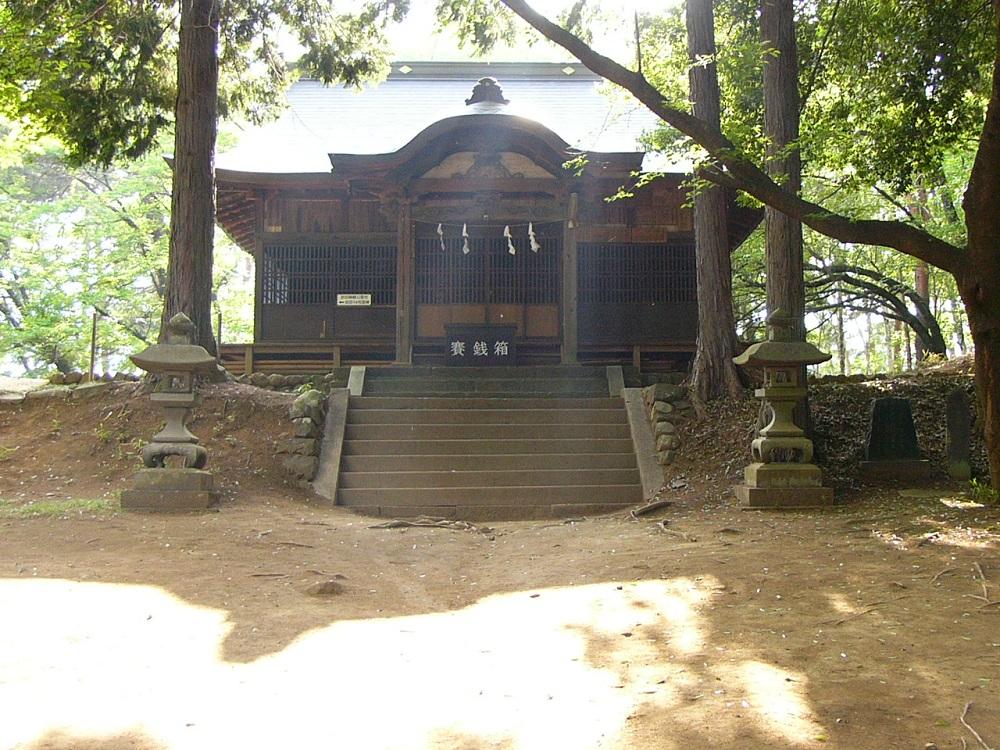 21武田八幡宮