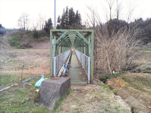 大野のトラス橋