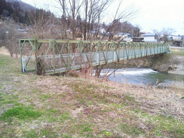 大野のトラス橋 (5)