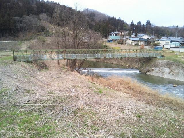 大野のトラス橋 (7)
