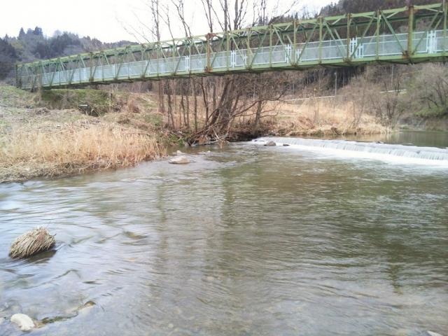 大野のトラス橋 (8)