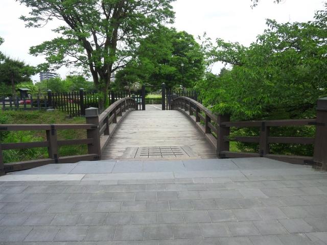 二の丸裏御門橋