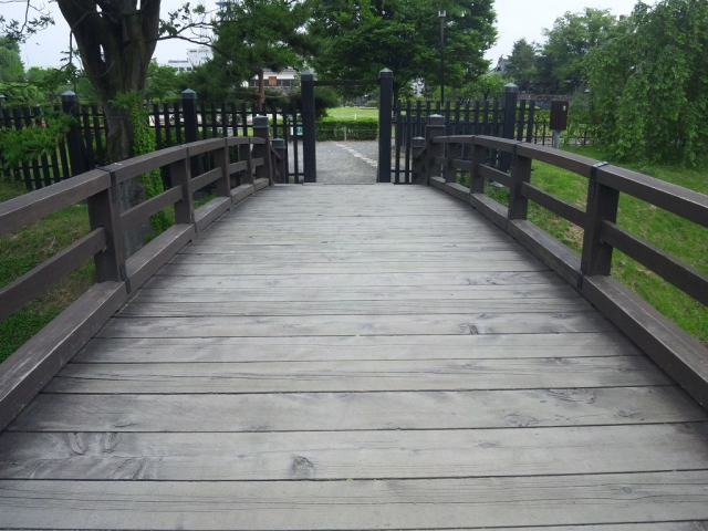 二の丸裏御門橋 (2)