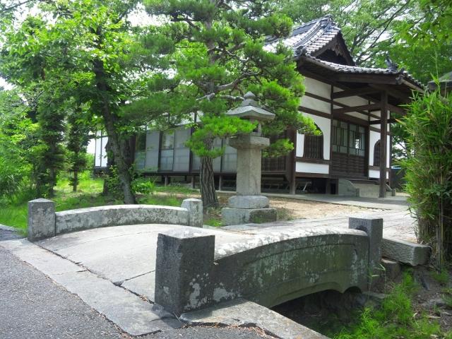 光蓮寺の参道橋 (4)
