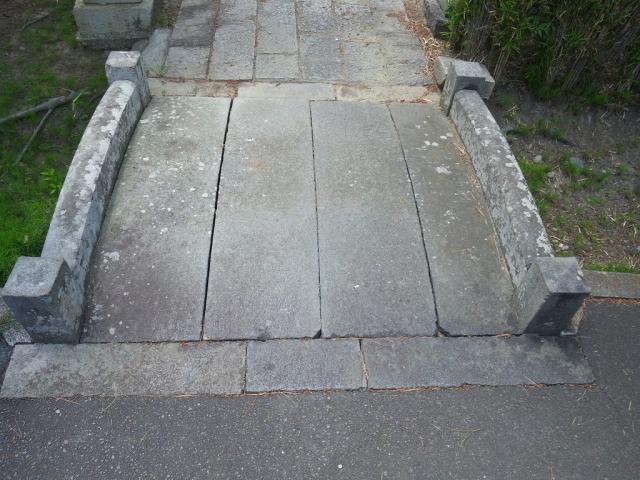 光蓮寺の参道橋 (5)