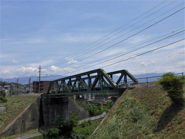 野底鉄橋 (3)