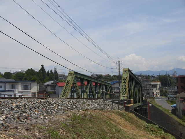 野底鉄橋 (4)