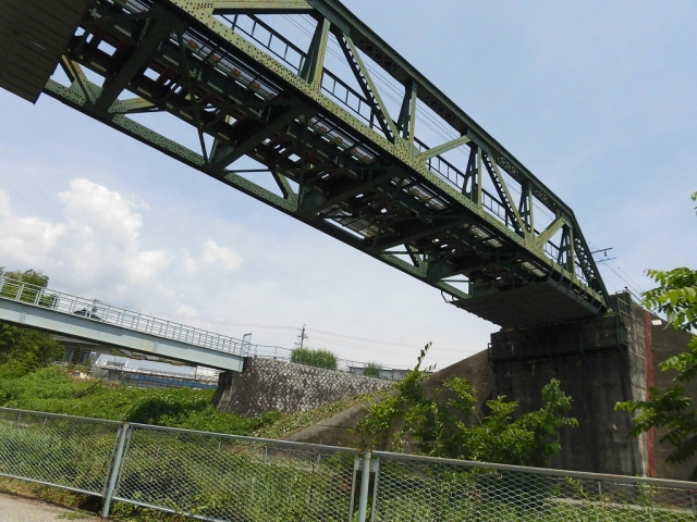 野底鉄橋 (9)