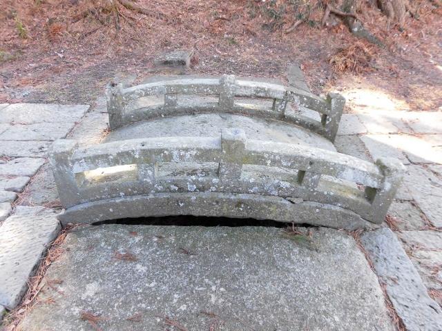 山家神社の太鼓橋 (3)