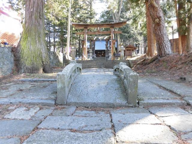 山家神社の太鼓橋 (4)