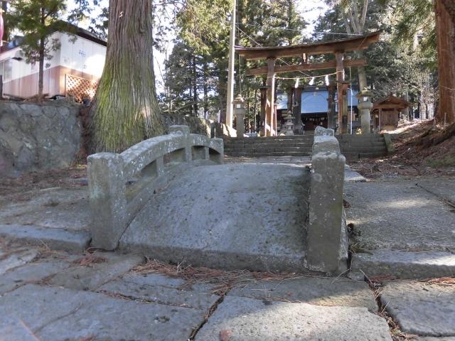 山家神社の太鼓橋 (7)