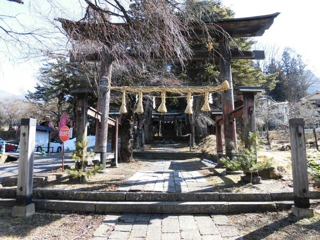 山家神社の太鼓橋 (8)