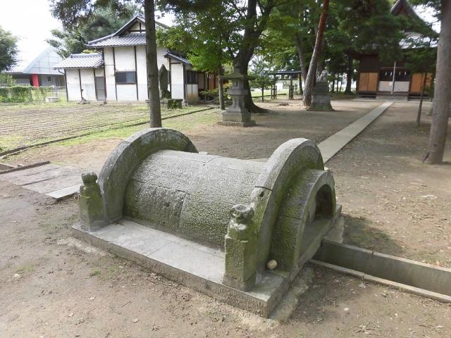 清水神社の太鼓橋 (2)