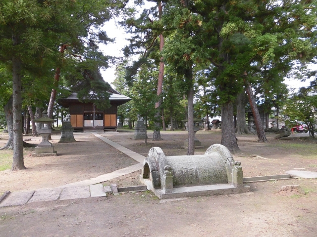 清水神社の太鼓橋 (7)