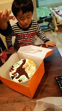 ケーキ優斗