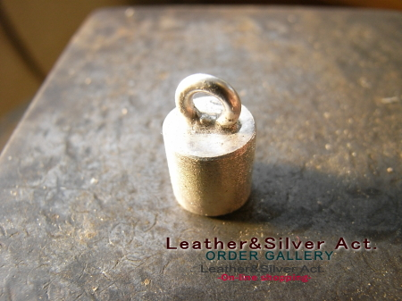 シルバー金具の製作03