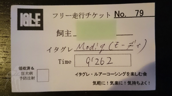 イタグレ Modig モーディ
