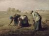 GATAG[フリー絵画素材] ジャン=フランソワ・ミレー – 落穂拾い (1857) ID201303081200