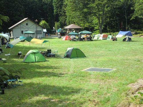 005キャンプ場